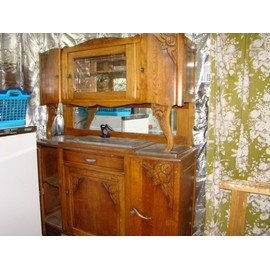 buffet 1950 d 39 occasion 105 pas cher vendre en france. Black Bedroom Furniture Sets. Home Design Ideas