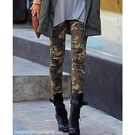 Legging Camouflage Camo Pants Army - Taille Unique (Xs / S / M) Cheapatleast 1619