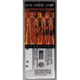 K7 Audio Single 2 Titres jean-michel jarre - chronologie part 4 (2 versions) 1993