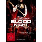 Blood Night - Die Legende Von Mary Hatchet de Harris Danielle