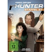 Hunter - Staffel 2.1 (3 Discs) de Fred Dryer (Det. Sgt. Rick Hunter) Stepfanie Kram