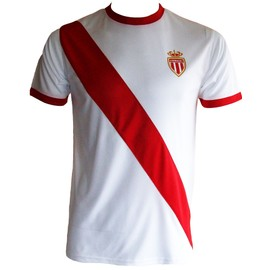 Maillot - Homme - As Monaco - Collection Officielle Asm Fc - Football