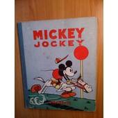 Mickey Jockey de walt disney