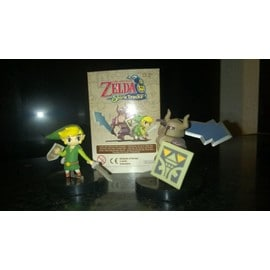 The Legend Of Zelda Spirit Tracks Link