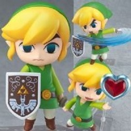 Good Smile The Legend Of Zelda Wind Waker Link Nendoroid Action Figure