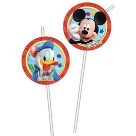 Pailles Mickey Disney� - Taille Unique