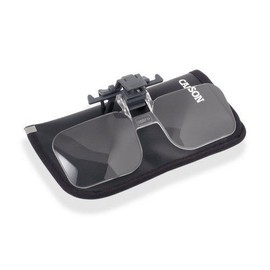 Carson Clip And Flip Lunettes Loupes 2x