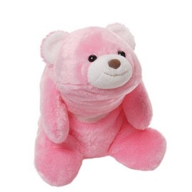 Enesco 4040142 Peluche Ours Polyester Rose 25,5 Cm