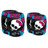 Stamp - Mo130095 - Protections - Coudi�res & Genouill�res Monster High