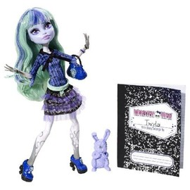 Monster High 13 Wishes Twyla Daughter Of The Boogey Man