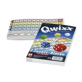 Qwixx Zusatzbl�cke (2 St�ck)