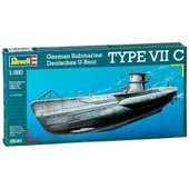 Revell - 05093 - Maquette - U-Boot Typ Viic