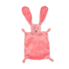 Doudou Lapin Rose Simba Toys Benelux Peluche Bebe