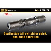 Lampe Klarus Xt2c V2 725 Lumens 2 Piles Cr123