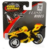 Moto � 3 Roues Road Rippers : Flash Rides : Jaune