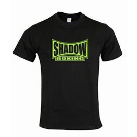 Mma T-Shirt (Mma, Free Fight, Jjb, Grappling) Shadow Boxing Impression Green
