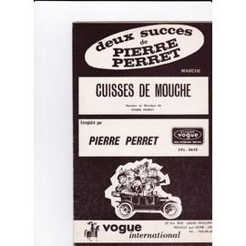 Cuisses de mouche (Pierre Perret)