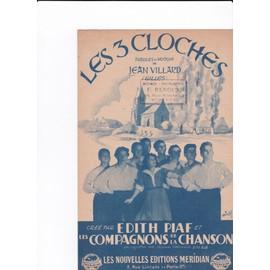 Les trois cloches (Edith Piaf)
