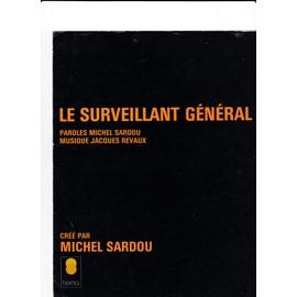 Le surveillant général (Sardou)
