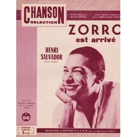 Zorro est arrivé (Henri Salvador)