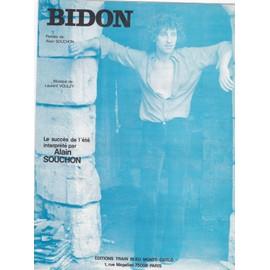 Bidon (Alain Souchon)