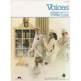 CHEAP TRICK voices