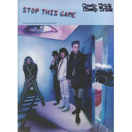 CHEAP TRICK  stop this game
