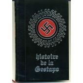 Histoire Secr�te De La Gestapo (4 Volumes) Brissaud -Laroche de Brissaud, Laroche