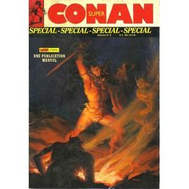 Super Conan Special N� 7 : Les Dragons Noirs