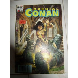 Super Conan Special N� Album N�3