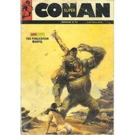 Super Conan N� 51 : La Sir�ne (Suite Et Fin)