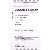 Ticket Concert Des Young Gods � Lyon En 2005