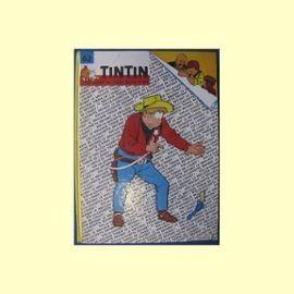 Tintin Album N� 62 ( Du N� 816 Du 11 Juin 1964 Au N� 828 Du 3 Septembre 1964) ) .
