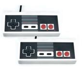 2x Snes Pc Contr�leur De Jeu Game Controller Sfc Gamepad Manette Pour Windows Pc Usb Super Famicom