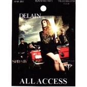 All Access Delain Concert Villeurbanne 2011