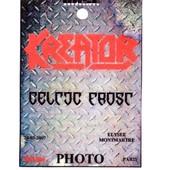 Pass Photo Kreator Concert Paris 2007