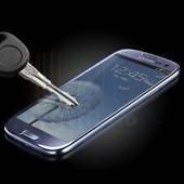 1x Film Pour Samsung Galaxy S3 Verre Trempe Anti Choc Glass Incassable Vitre 4g