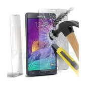 1x Film Samsung Galaxy Note 4 Verre Trempe Anti Choc Incassable Vitre Glass