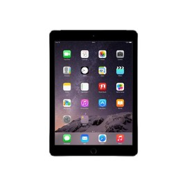 Apple iPad Air 2 Wi-Fi + Cellular - Tablette - 128 Go - 9.7 quot; IPS ( 2048 x 1536 ) - Appareil-photo arri egrave;re+ appareil-photo avant - Bluetooth, Wi-Fi - 4G - gris