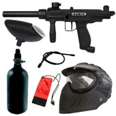 Pack Lanceur Paintball Ft-12 Flip-Top Black - Air