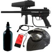 Pack Lanceur Paintball Tippmann A5 Response Trigger - Air