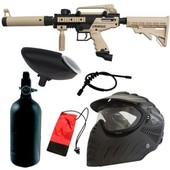 Pack Lanceur Paintball Cronus Tactical Tippmann - Air