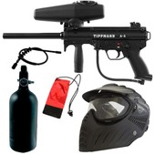 Pack Lanceur Paintball Tippmann A5 Basic Renforce - Air
