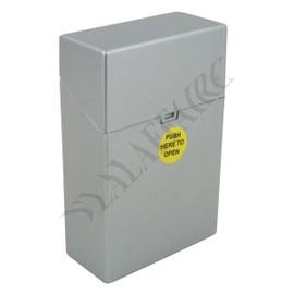 Etui Pour Paquet De Cigarette Ouverture Automatique - Gris