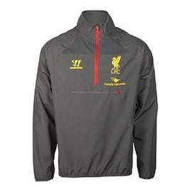 Sweat Warrior Coupe Vent Football Liverpool Neuf