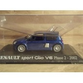 Renault Sport Clio V6 Phase 2 2002-Universal Hobbies