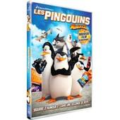 Les Pingouins De Madagascar de Eric Darnell