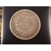 Pi�ce De 5 F Argent Louis-Philippe I 1840 W