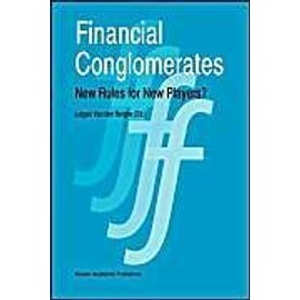 Financial Conglomerates - L. Van Den Berghe