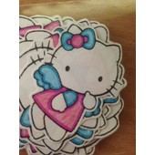Lot De 50 Punchs Hello Kitty Ange